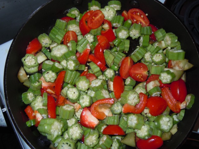 You know you'll love okra if you just try it!