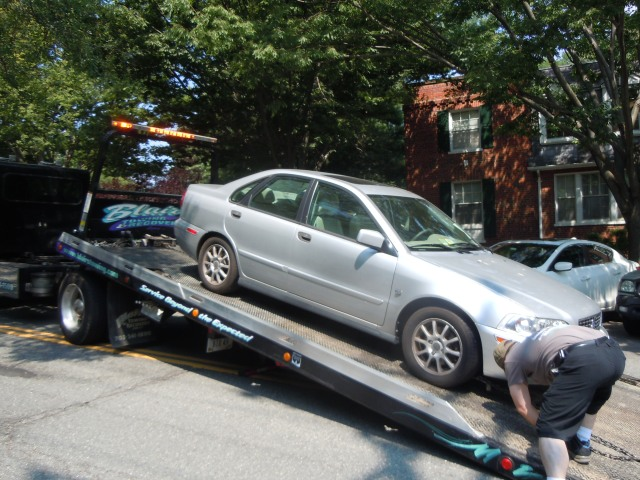 This was the best towing experience I've had.  Driver was really nice and came when scheduled!