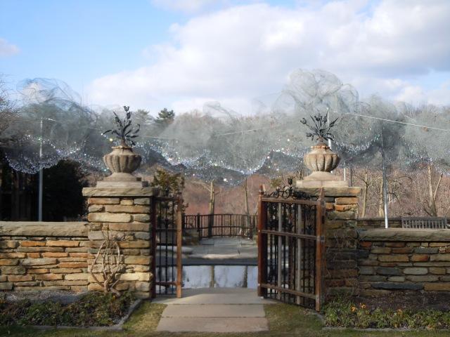 From Dumbarton Oaks' Cloud Terrace